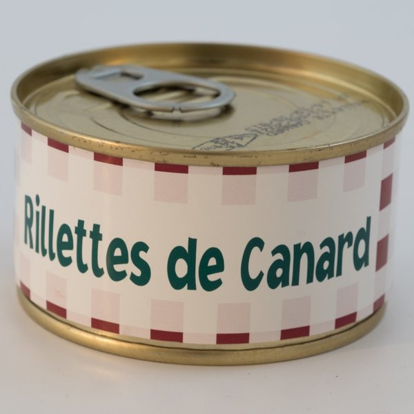 Enten Rillettes - 120 g - Brotaufstich 100% Ente