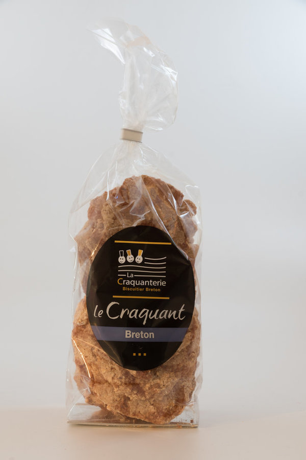 Biscuits  Craquants - 100 g